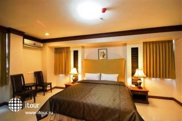 Convenient Park Bangkok Hotel 4