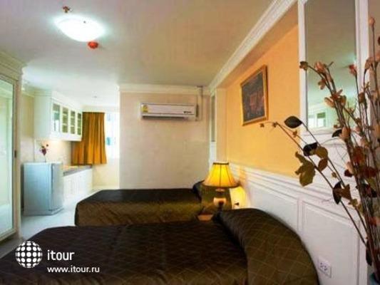 Convenient Park Bangkok Hotel 9