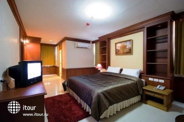 Convenient Park Bangkok Hotel 3