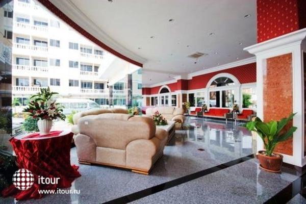 Convenient Park Bangkok Hotel 2