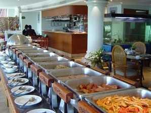 Eastin Lakeside Hotel 7
