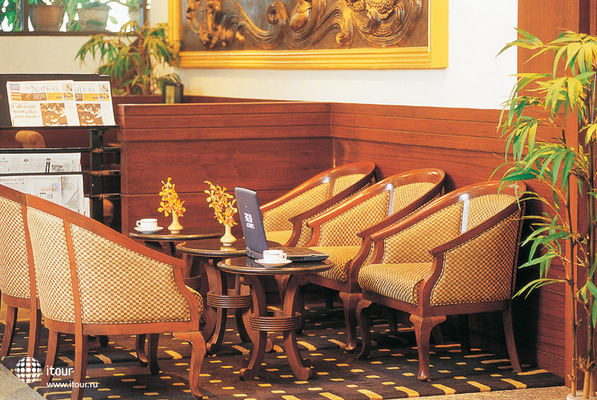 The Euro Grande Hotel 6
