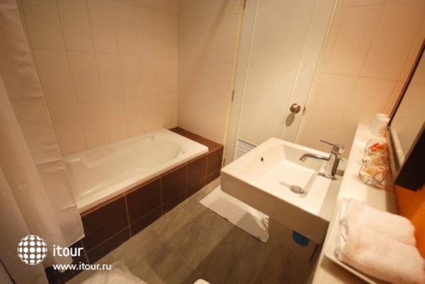 Hotel De Bangkok 6