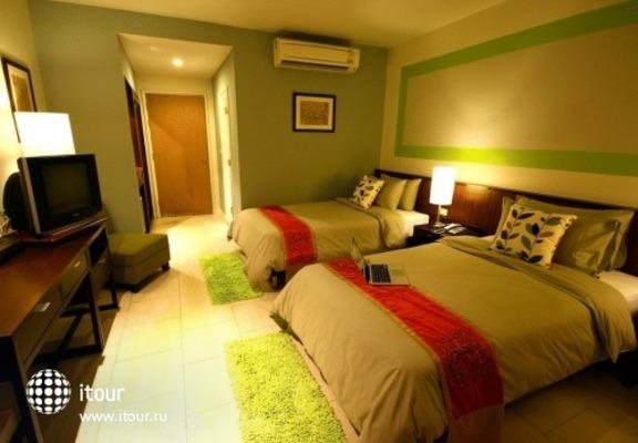 Hotel De Bangkok 7