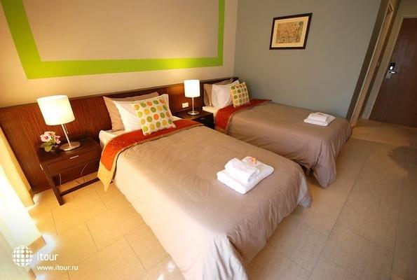 Hotel De Bangkok 10