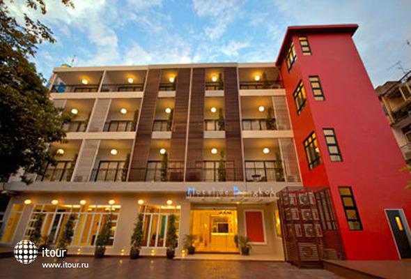 Hotel De Bangkok 1