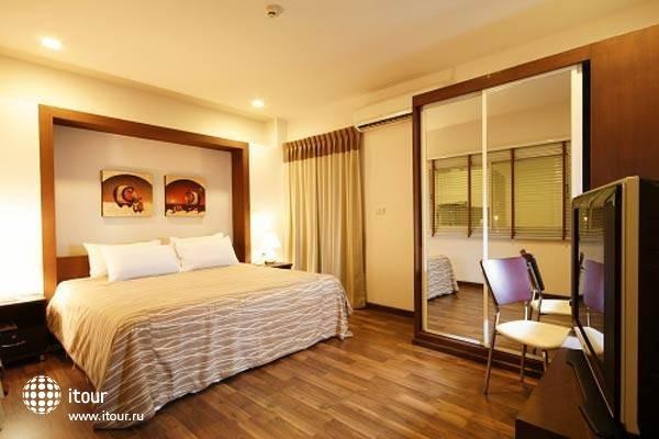 I-residence Sathorn Hotel Bangkok 1