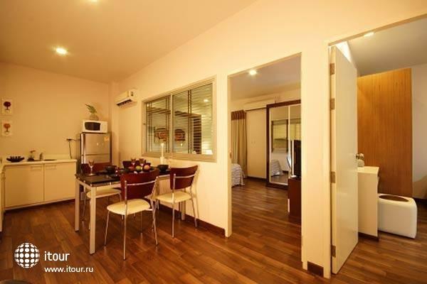 I-residence Sathorn Hotel Bangkok 3