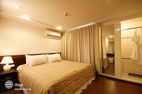 I-residence Sathorn Hotel Bangkok 4