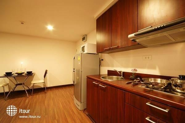 I-residence Sathorn Hotel Bangkok 5
