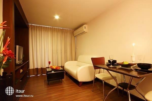 I-residence Sathorn Hotel Bangkok 6