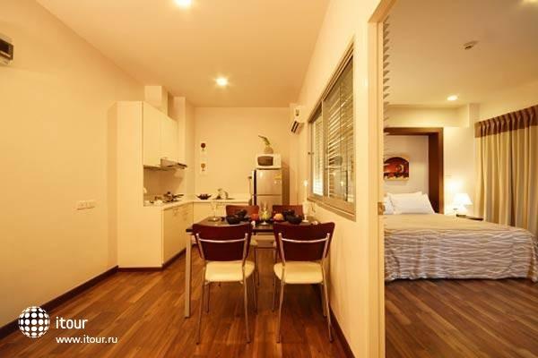 I-residence Sathorn Hotel Bangkok 7