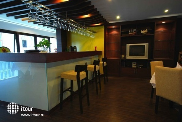 Sc Sathorn Boutique Hotel 8