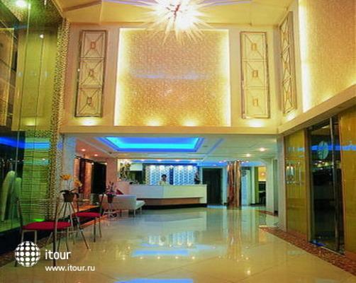 Smart Suites The Boutique Hotel 4
