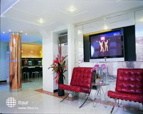 Smart Suites The Boutique Hotel 6