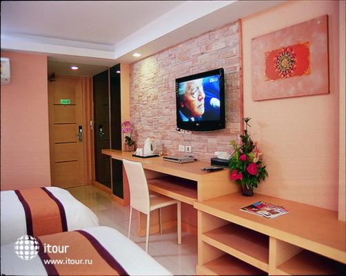 Smart Suites The Boutique Hotel 8