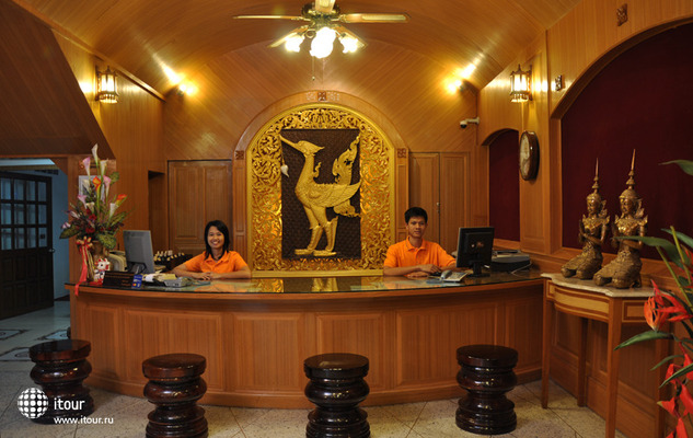 Swan Hotel 4