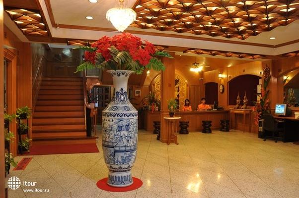 Swan Hotel 5