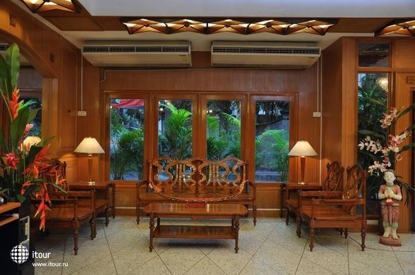 Swan Hotel 6