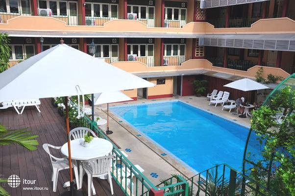 Swan Hotel 1