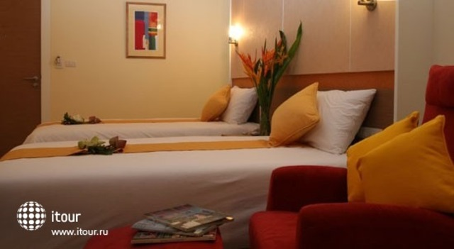 The Monmanee Travel & Lifestyle Hotel 2