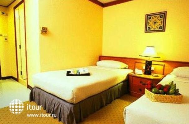 Wall Street Inn Hotel 7