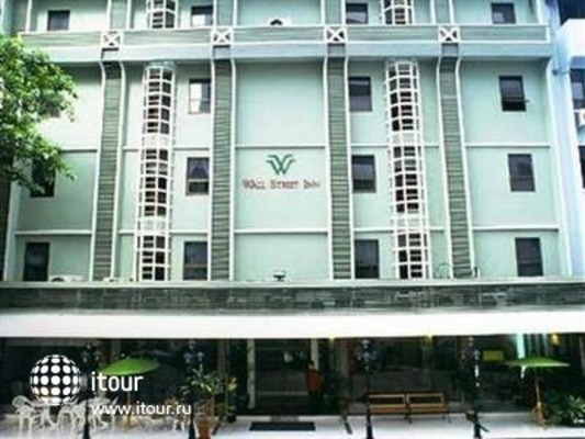 Wall Street Inn Hotel 1