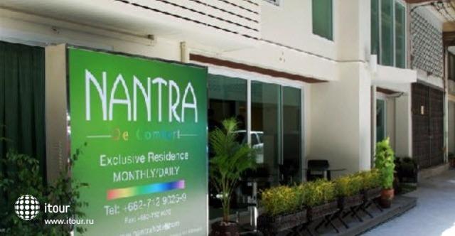 Nantra De Comfort 7