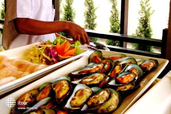 Woraburi Sukhumvit Hotel & Resort 7