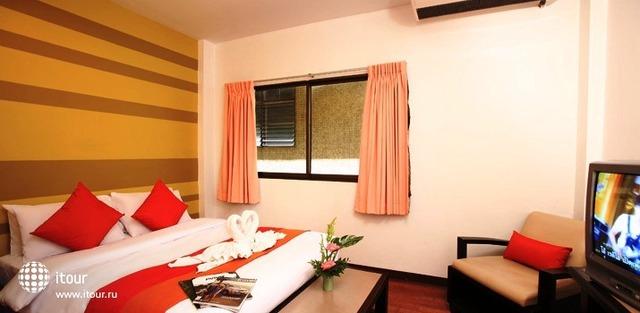 Woraburi Sukhumvit Hotel & Resort 8