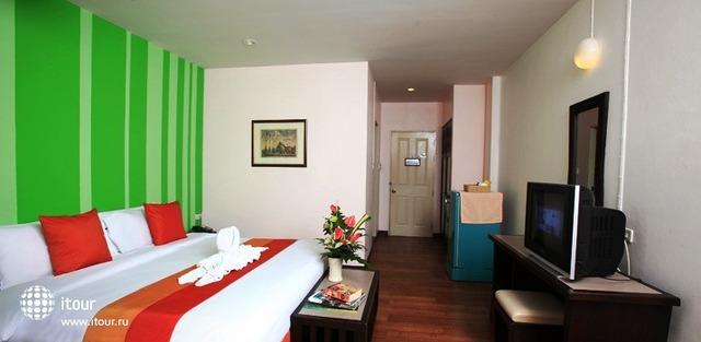 Woraburi Sukhumvit Hotel & Resort 9