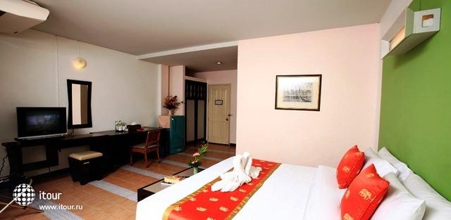 Woraburi Sukhumvit Hotel & Resort 10