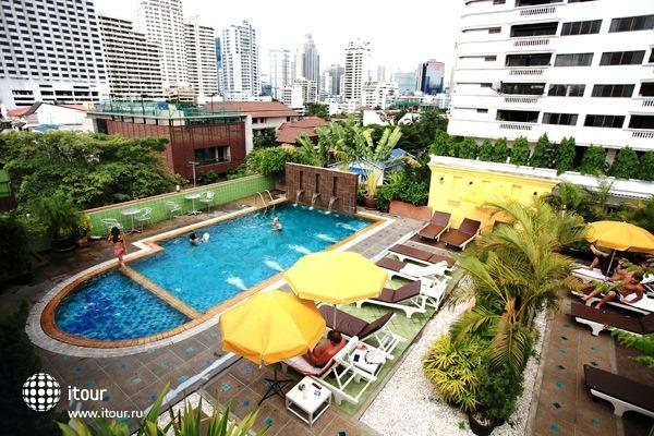 Woraburi Sukhumvit Hotel & Resort 1