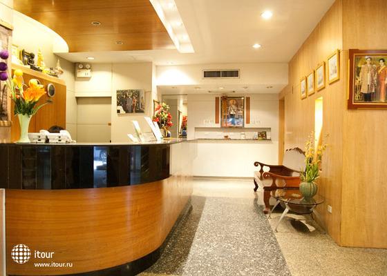 Ten Stars Inn Hotel 6
