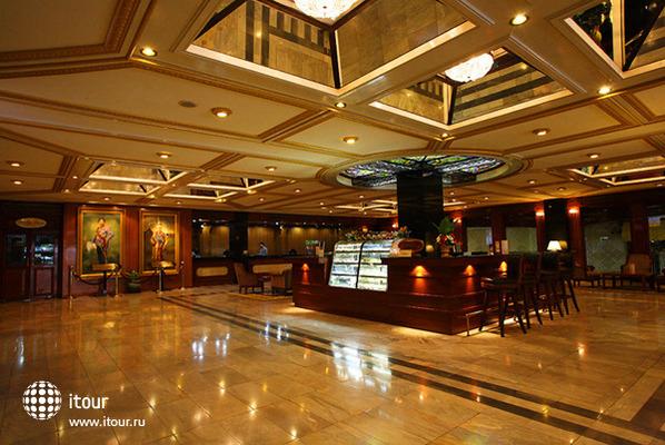 The Tawana Bangkok (ex. Ramada Tawana) 8