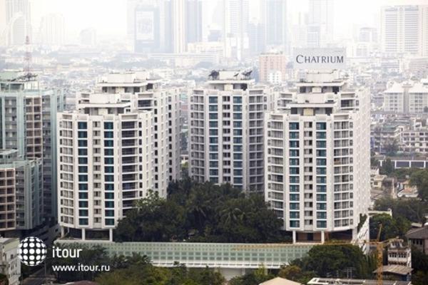 Chatrium Residence Bangkok - Sathon 1