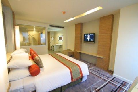 Miracle Suvarnabhumi Airport Hotel 3
