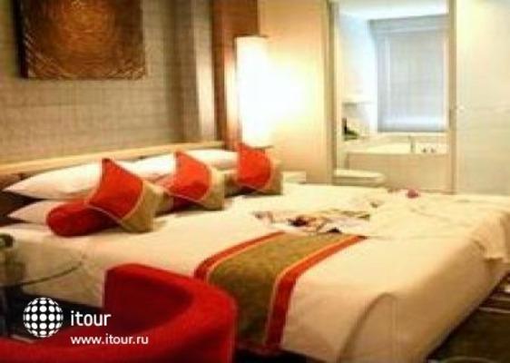 Miracle Suvarnabhumi Airport Hotel 4