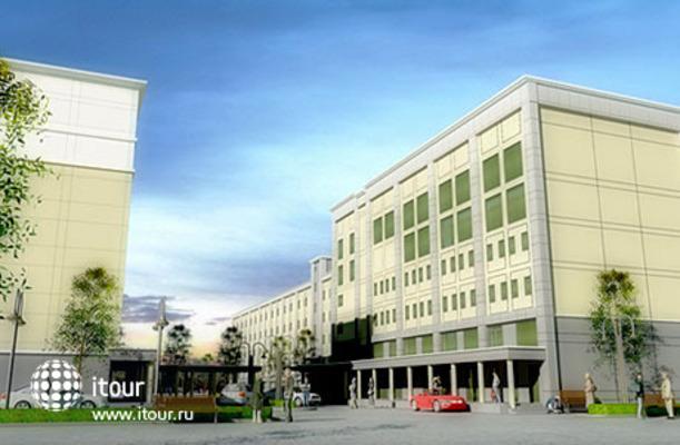 Miracle Suvarnabhumi Airport Hotel 1