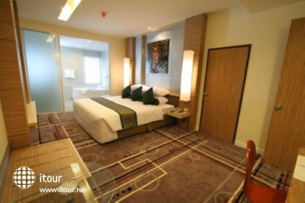 Miracle Suvarnabhumi Airport Hotel 8