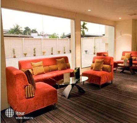 Miracle Suvarnabhumi Airport Hotel 9