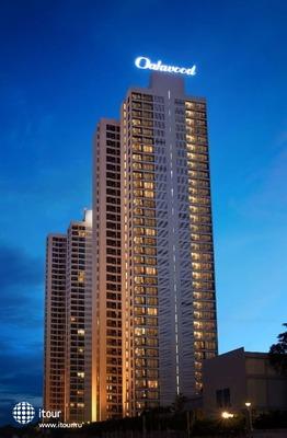 Oakwood Residence Garden Towers Bangna Bangkok 2