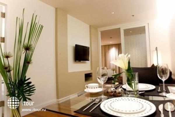 Phachara Suites 4