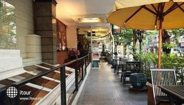 The Tawana Bangkok 5
