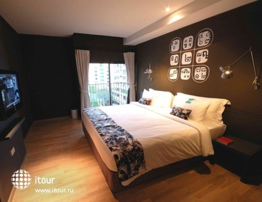 Tenface Hotel Bangkok 3