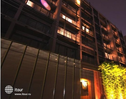Tenface Hotel Bangkok 1