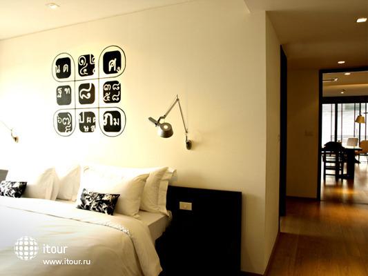 Tenface Hotel Bangkok 7