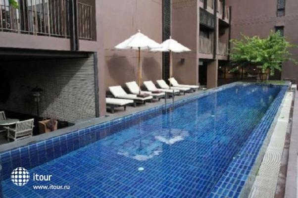 Tenface Hotel Bangkok 2