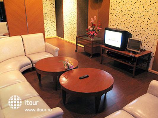 Forum Park Hotel Bangkok 4