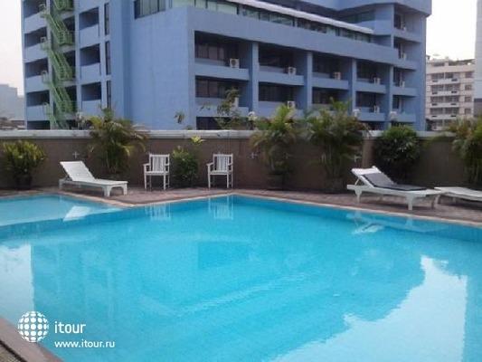 Forum Park Hotel Bangkok 2